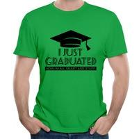 Hot Sale I Just Graduated Now I M All Smart And Stuff Men T Shirt Short