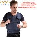 1 story stab resistant vest Lightweight soft for police useTursteher schutz weste tatico self-defense anti stab covert stab vest