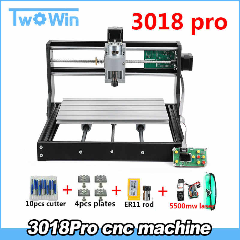 Detail Feedback Questions about CNC 3018 Pro with ER11 GRBL