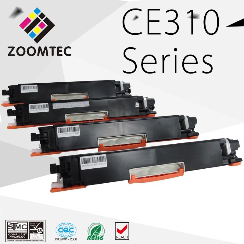 CE310A CE311A CE312A CE313A kompatibel tonerkartusche für HP Color LaserJet CP1025 CP1025NW...