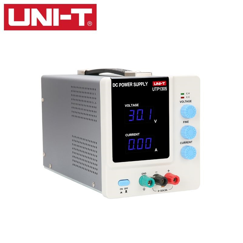 UNI-T UTP1305 mobile phone pen meter repair power supply 32V / 5A adjustable DC power supply linear uni t utp1305 dc power high precision programmable adjustable digital dc power supply 32v 5a usb connect computer eu 230v