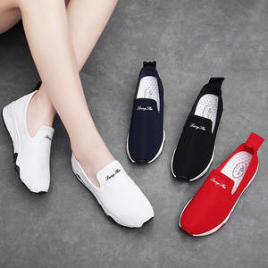 33bc45f00fc SMONSDLE Women casual shoes slip on sneakers lady sole