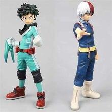 My Hero Academia Todoroki Shoto Izuku Midoriya Deku 2rd Ver. Figurine d'action en PVC, modèle de collection Bakugou Katsuki Boku No Hero