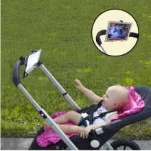 Baby Stroller Frame Baby Cart IPad Tablet Computer Baby Stroller Accessories  baby listen to songs and watch cartoons