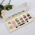 12 Colors Matte Shimmer Eyeshadow Palette Cosmetic Makeup With Brush Colorful Eyeshadow Palette Makeup Paleta De Sombra