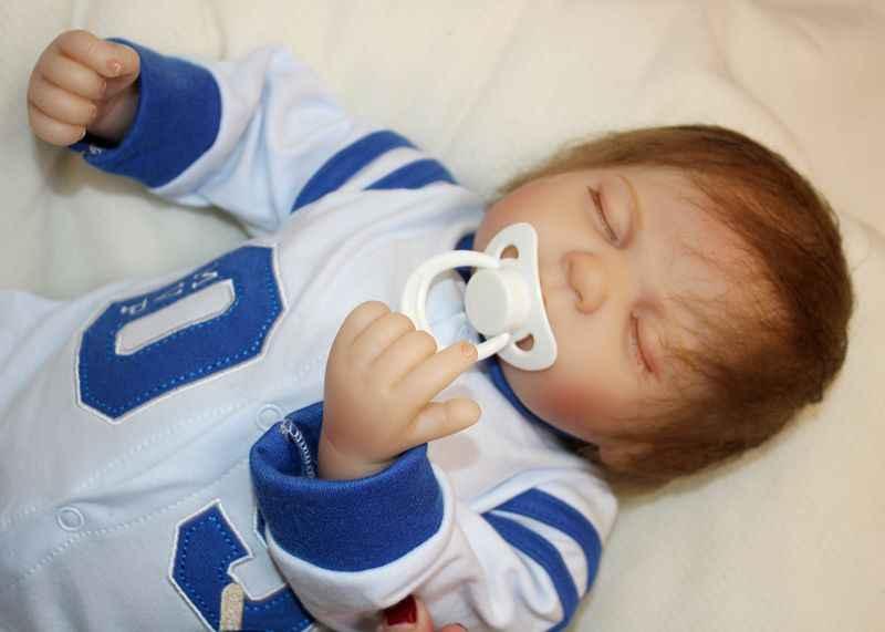 DollMai мягкие 3/4 силиконовые куклы reborn подарки для мальчиков для детей подарок bebe reborn menino bonecas baby alive fashion BJD кукла lol