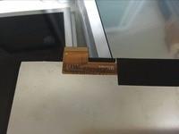Wjws070100a 새로운 7 인치 태블릿 lcd 화면 무료 배송 164mm * 97mm * 3mm
