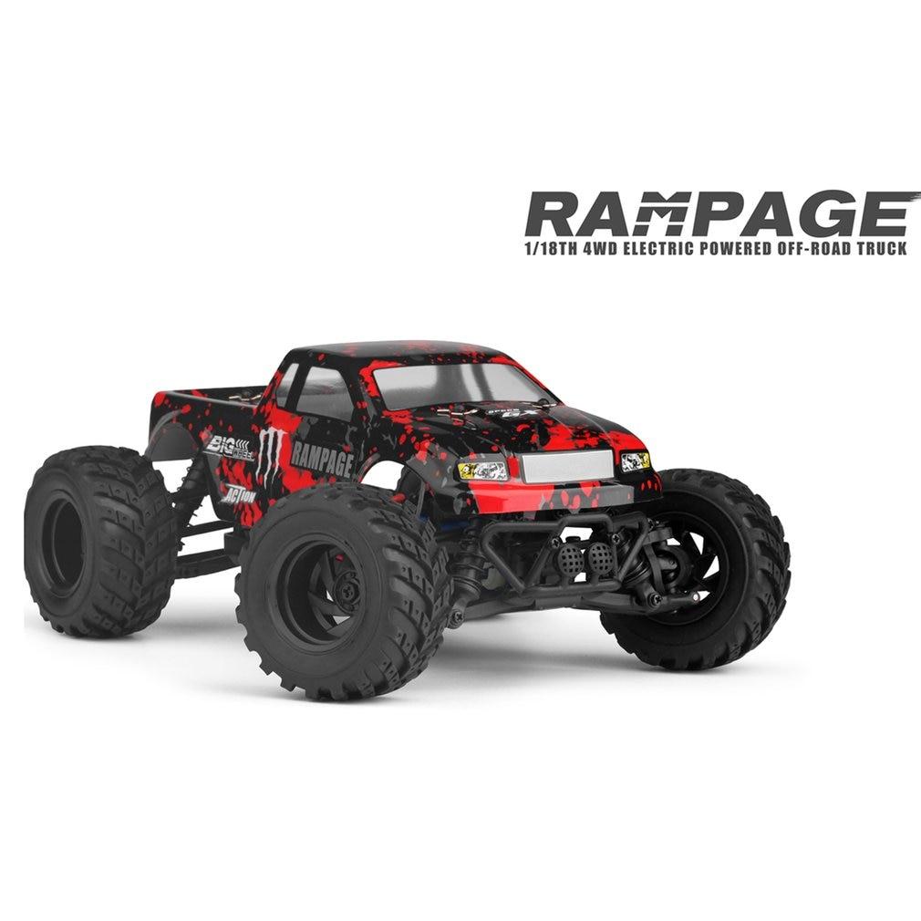 HBX RC voiture 18859 4WD 2.4G 1:18 30 km/h haute vitesse RC dérive télécommande voiture tout-terrain camion électronique de course véhicule jouet modèle