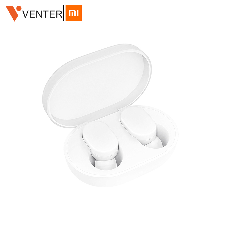 Xiaomi Mijia Airdots Mi TWS Bluetooth Earphone Youth Version stereo bass BT 5 0 Eeadphones With