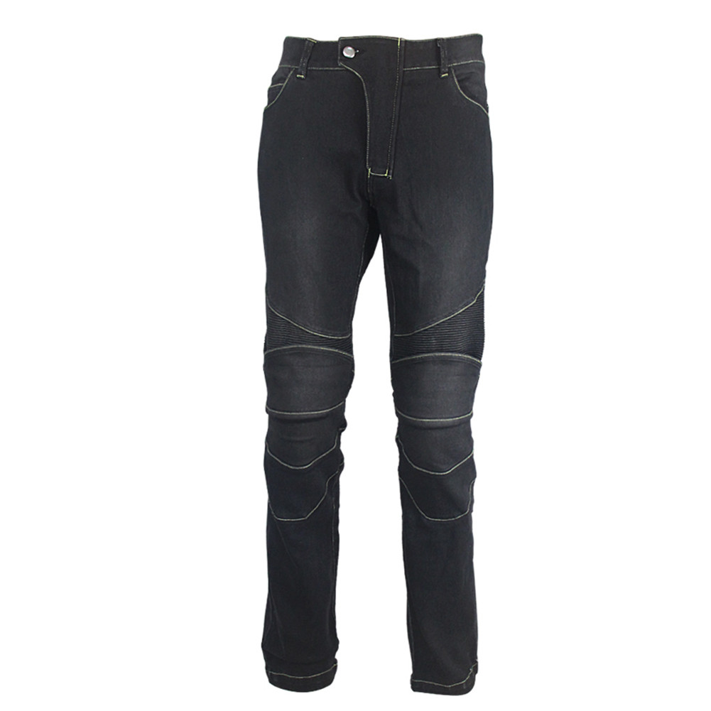 S-4XL Motorcycle Pants Jeans Motocicleta Motocross Pants Equipment Motociclismo Pantalon Moto Trousers Hommes Men Ring Pants bou 2017 knees zipper ripped jeans water to wash feet of cultivate one s morality leisure pants men s trousers