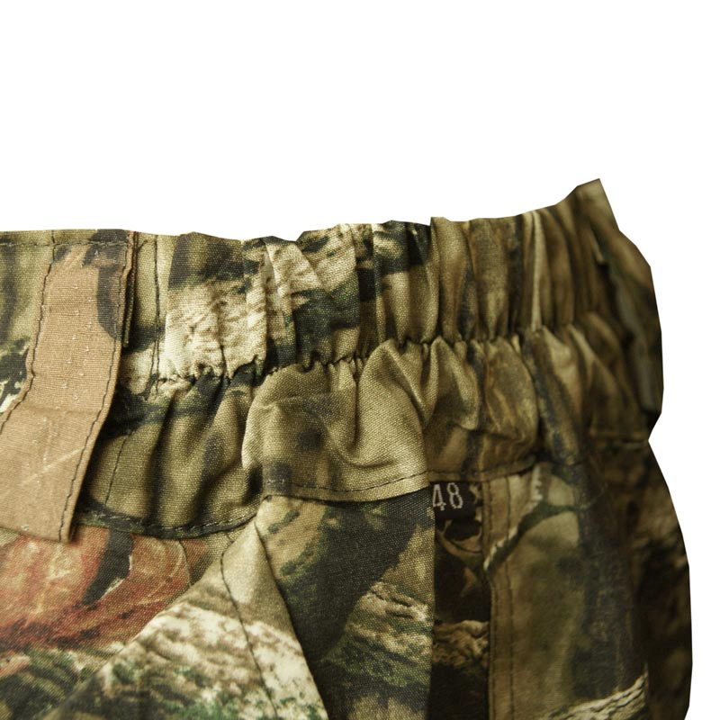 Summer Army Fan Loose Bionic Camouflage Shorts Men's Hunting Shorts Cotton Thin Breathable Casual Fishing Hiking Camping Shorts 3