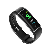 D12 Smart Bracelet band IP68 Waterproof Heart Rate Blood Oxygen Fitness Tracker for sport