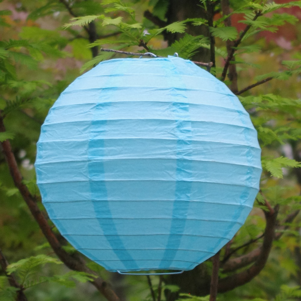 10pcslot 820cmfree Shipping Chinese Paper Lantern Round Light