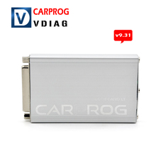 DHL Free Shipping Professional Auto repair tool CARPROG Full V9.31 programmer Car Prog all softwares with high performance