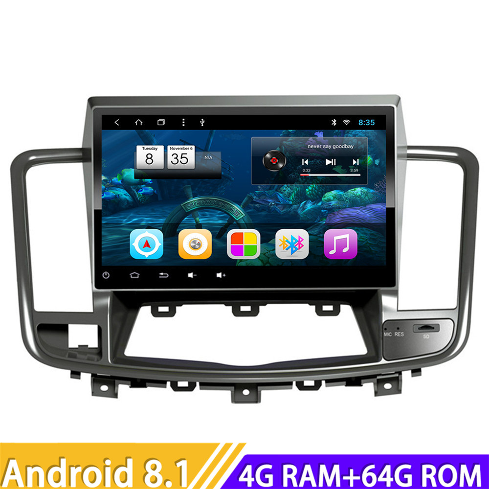roadlover android 8 1 car autoradio player for nissan. Black Bedroom Furniture Sets. Home Design Ideas