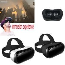 """Vr гарнитура, все-в-одном Wi-Fi виртуальной реальности 3D Очки VR коробка 90 FOV 5.5 """"TFT Экран 1080 P кадров в секунду 3D/панорама погружения deyiou"""