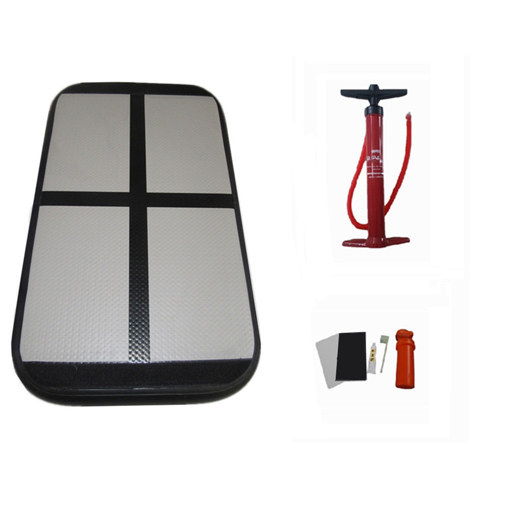 air box air board for beginner gymnast with a free pump