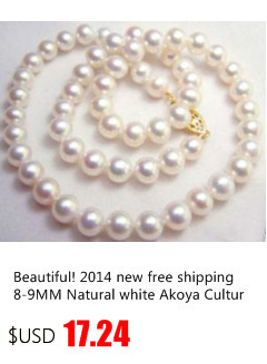 AAA Stong Luster 9-10 mm blanc d/'origine naturelle d/'eau douce Pearl Loose Beads