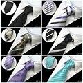2016 New Arrivel 8cm Tie For Men 100% Silk Jacquard Woven Quality Necktie Mens Classic Wedding Tie Suit For Business Whole Sale