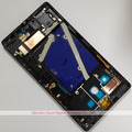 For Nokia Lumia 930 Black Front Housing Front Frame Bezel Cover Faceplate Repair Parts Free Shipping