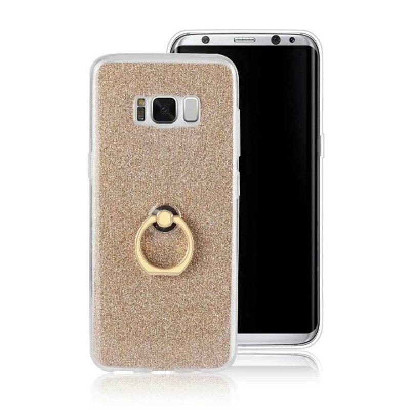 Untuk Samsung Galaxy S8 Kasus Penutup Transparan Lembut TPU Kasus - Aksesori dan suku cadang ponsel - Foto 2