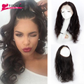 Pre Plucked 360 Lace Frontal Closure 7A Brazilian Virgin Hair Body Wave 360 Lace Frontal Closure with Baby Hair 360 Lace Frontal