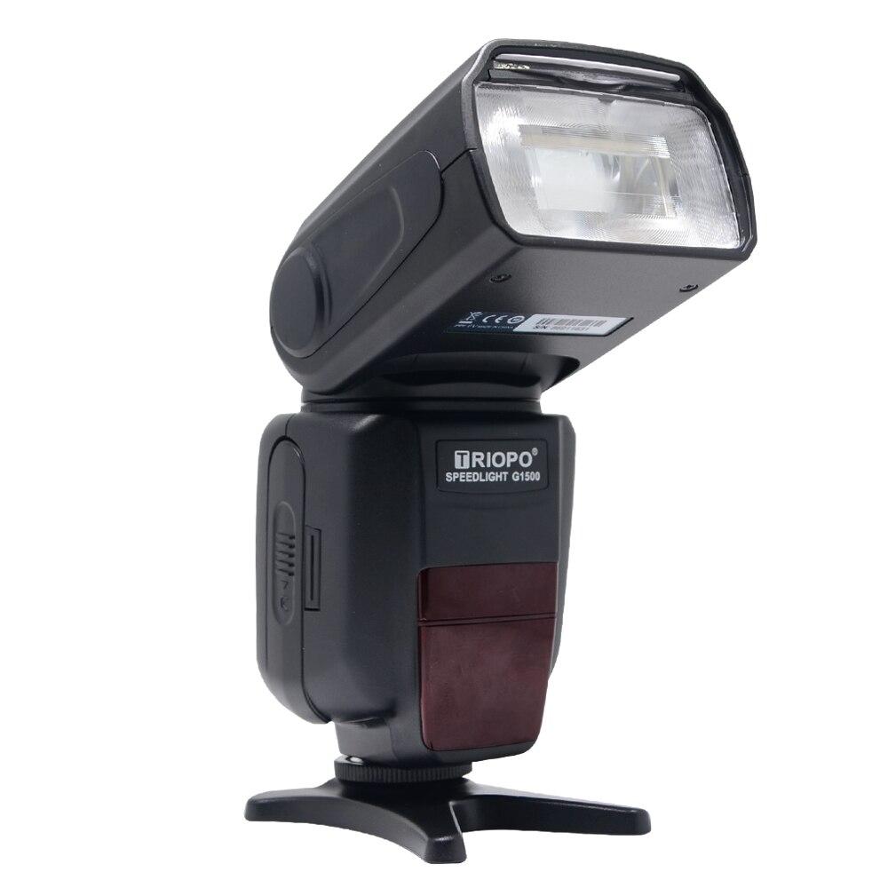 Mcoplus BG-1500 1/8000s TTL 2.4G Wireless Speedlite Flash for Sony Mirrorless Camera A7 A7R A7S A7II A77II A6000 NEX-6 A58 A99 mcoplus bg 1500 1 8000s ttl 2 4g wireless speedlite flash for sony mirrorless camera a7 a7r a7s a7ii a77ii a6000 nex 6 a58 a99