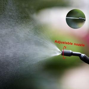 Image 4 - 3/5/8L לחץ מרסס דחוס אוויר תרסיס גן מרסס משאבת יד לחץ השקיה תרסיס גינה השקיה רכב נקי