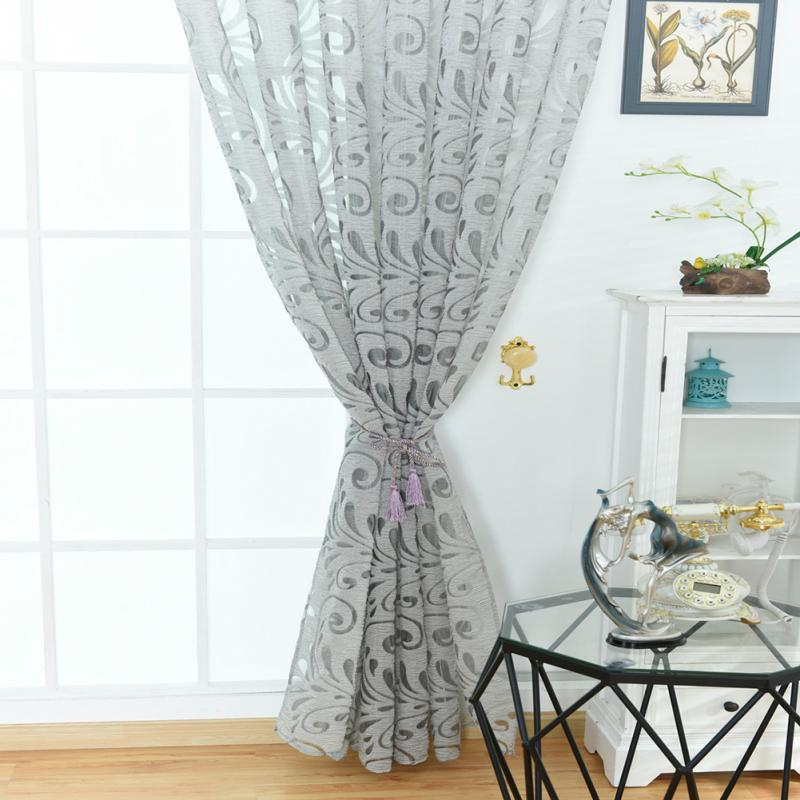 Geometry Curtains For Living Room Curtain Fabrics Window Curtain