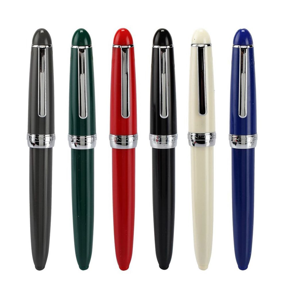Jinhao Fountain Pen Set, Jinhao 992 Student 6 Color jinhao jh 029 acrylic fountain pen translucent light blue