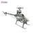 Frete Grátis Global Águia 450FBL Flybarless Helicóptero kit Quadro Unassembled (Corpo De fibra de Carbono/FBL Rotor)