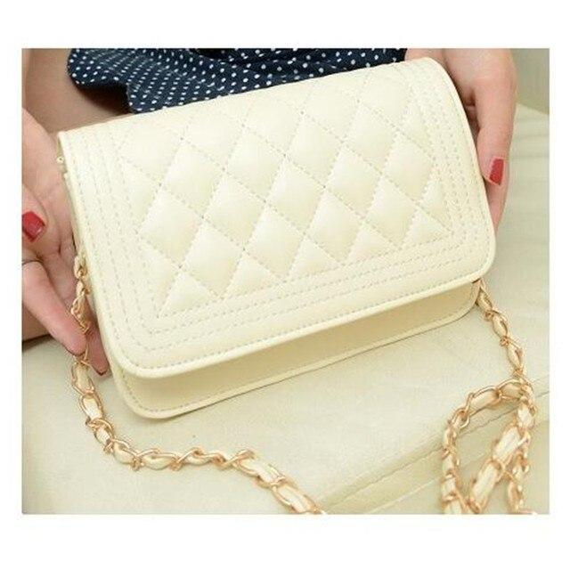 Hot sell evening bag black bag women leather handbag Chain Shoulder Bag women messenger bag fashion day clutches SD50-221