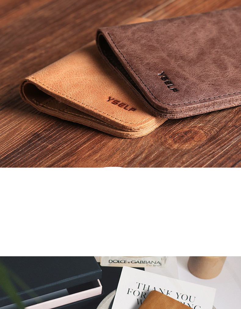 genuine leather men wallets  (3)