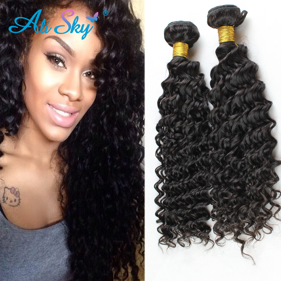 Surprising Online Buy Wholesale Cheap Curly Bundles 4 Pc From China Cheap Hairstyles For Women Draintrainus