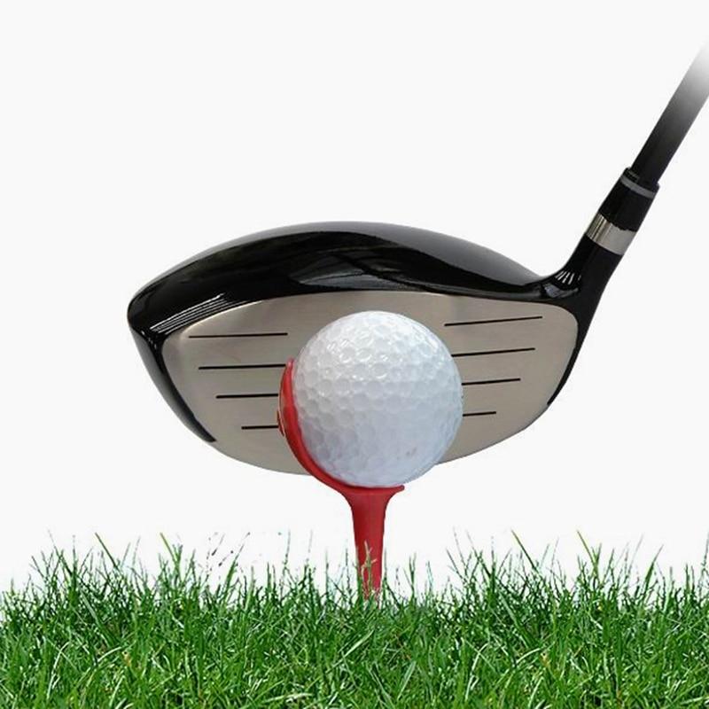 10pcs/pack  Golf Anti-Slice Tee 3 1/4