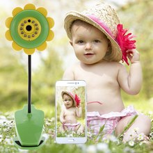 Electronica Sunflower Wireless Baby Monitor Vedio Baby monitor Wifi IR Night Vision Sleep Monitor Nanny Camera