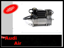 FREE FOR AUDI CAR A6 C6 4F Quattro Air Suspension Compressor 4F0616006 4F0616005 4F0616006 4F0616006A 4F0616005E цены