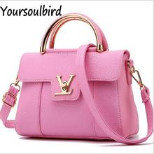 2017 new women summer tide shoulder cross small bag Crossbody Bag Small Korean ladies handbags Sheepskin Female Shoulder Bag