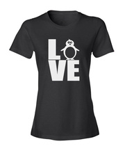 T Shirt Casual For Clothing Summer O-Neck Short Young Custom Print Love Design Womens Shirts