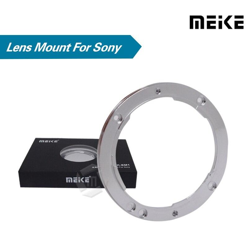 Meike MK-EM1 anillo adaptador lente para Sony e-mount NEX-3 NEX5 NEX-5N NEX-7 NEX-F3 NEX-5R NEX-VG10 NEX-VG20 A7 A7R a6000 A5100 A5000