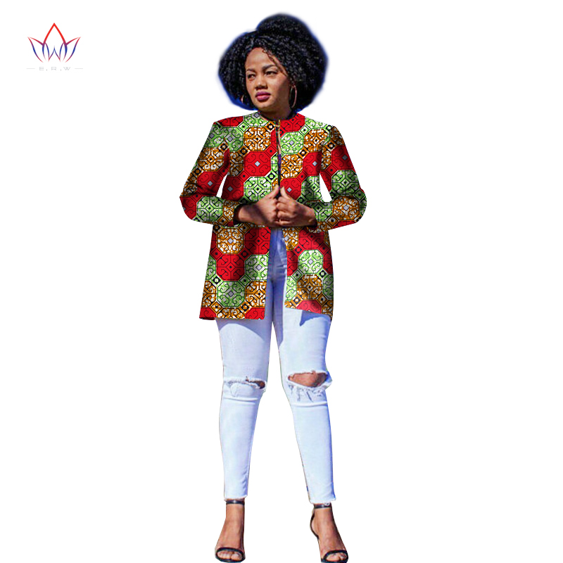 african dresses for women Dashiki   Trench   women top African Style Long Sleeve Outwear Africa Print clothing Plus Size 6XL WY2011