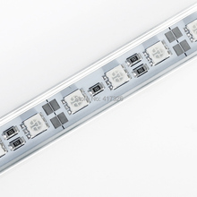 10pcs/Lot 0.5M SMD5050 10W Red/Blue/RGB flowering plant and hydroponics system led grow light strip free shipping