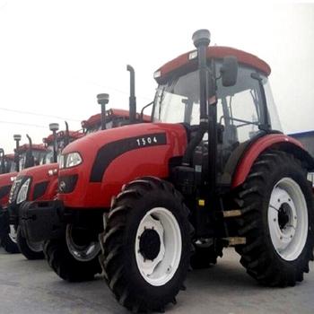 4WD 150hp ciągnik rolniczy z klimatyzacją tanie i dobre opinie OKEAH CN (pochodzenie) diesel 1504 150hp 111KW Vertical Water Cooled and 4-stroke 5060*2345*2995mm 5500kg(without cab)