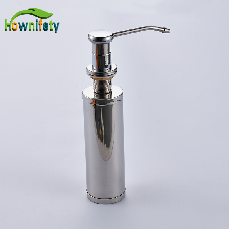 Allied Brass WP-60-PB Waverly Place Collection Wall Mounted Soap Dispenser Polished Brass