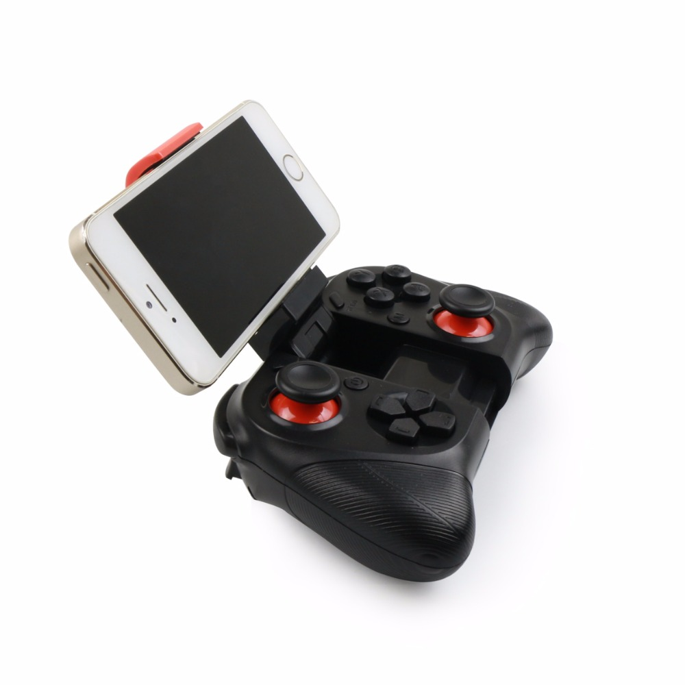 Hot!MOCUTE Wireless Bluetooth Games Handle 3.0 Controller Dual Joystick for Iphone and Android System & Laptop and VR 3D Glasses 15