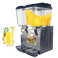 Automatic Juice Dispenser Machine Soft Drink Juice Dispenser Commercial Drink container Beverage Machine