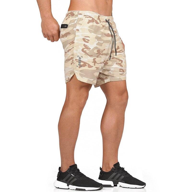 NEW Summer GYM Shorts Men Fitness Running Sport Shorts Men Fit Dry Bodybuilding Short Pants Sweatpants Workout Beach Shorts Men