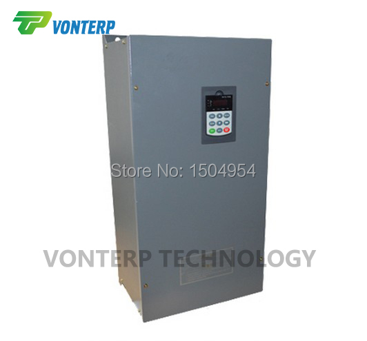 цена на 3 phase 380V 75KW vector Frequency inverter/VFD/frequency converter/ac drive
