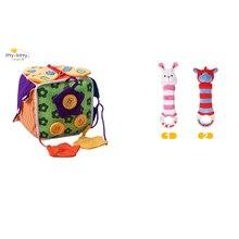 Детские игрушки 0-12 месяцев Детские погремушки Mobiles обучения Образование куклы мягкие игрушки детские мягкие мягкая игрушка подарок на день рождения