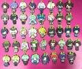 42 шт./лот Игры Touken Ranbu Онлайн цифры Японского аниме брелки vol 1 2 3 4 5 подвески телефон ремни бесплатно доставка